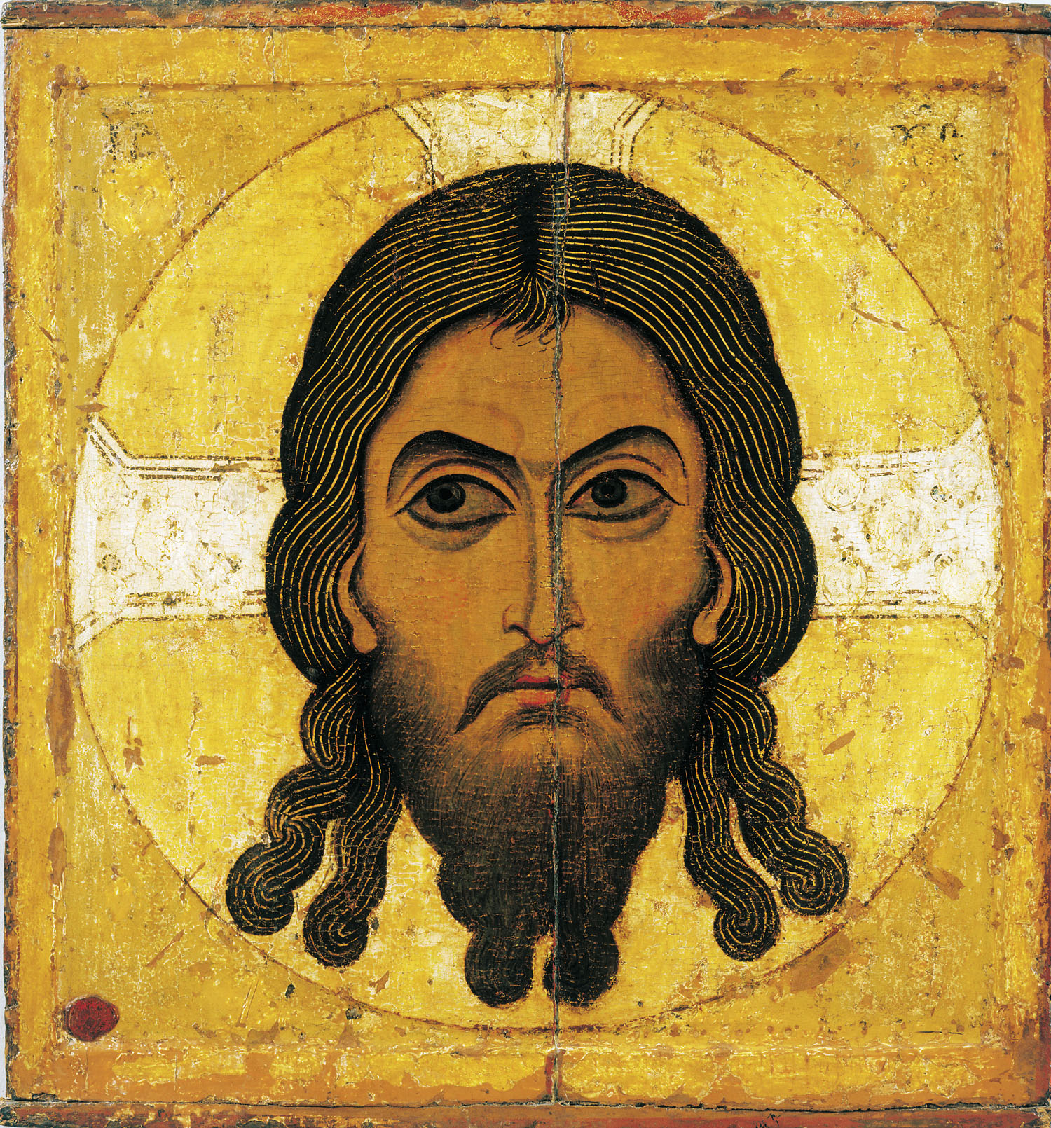 Icon The Savior in the Force: photo, meaning, what helps