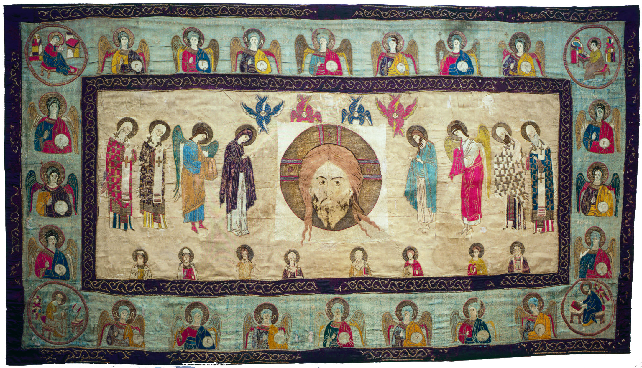 Маясова н.а. древнерусское шитье